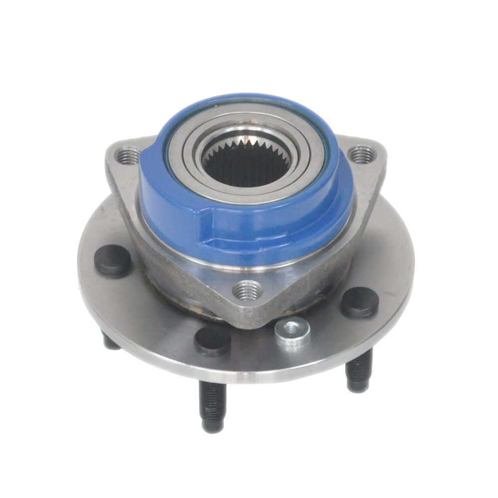 New FRONT Wheel Hub /& Bearing Assembly for Buick Chevy Pontiac FWD No ABS