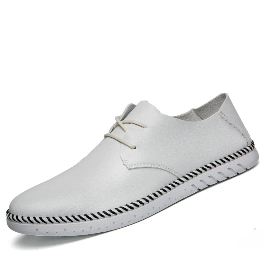 Feidaeu Zapatos Hombre 39 EU Weiß En línea Obtenga la mejor oferta barata de descuento más grande