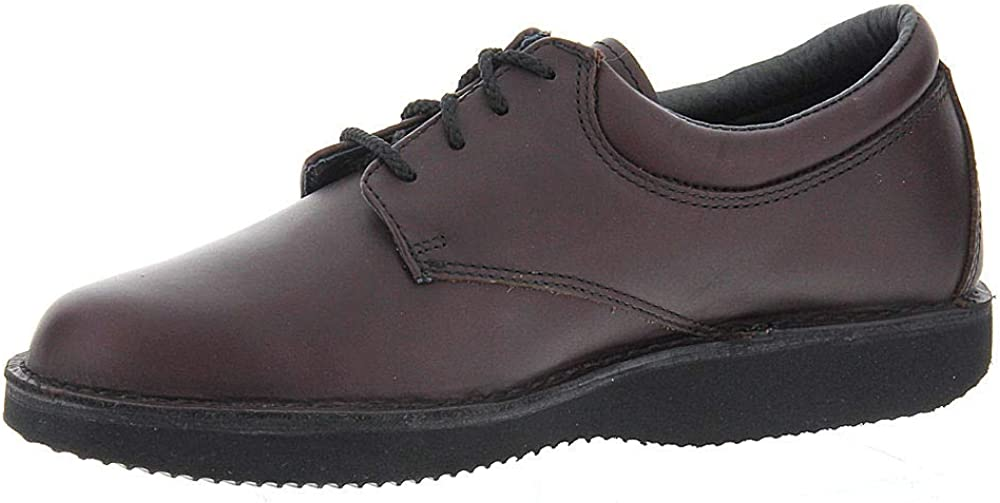 Burgundy Dressabout Mens Dressabout Leather Lace Up Casual Oxfords Size 9.5