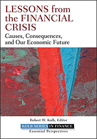 Financial Crises and Periods of Industrial and Commercial Depressions by Theodore E. Burton