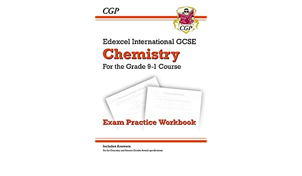 Amazon com: New Grade 9-1 Edexcel International GCSE Chemistry: Exam
