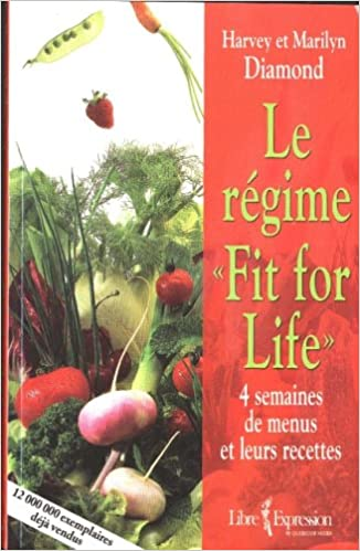 Livres Le Regime Fit for Life pdf