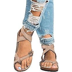 Flip Flop Gladiator Sandals