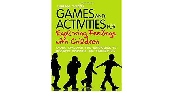 Amazon.com: Games and Activities for Exploring Feelings with ...