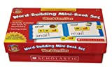 Little Red Tool Box: Word-Building Mini-Book Set: Word Families