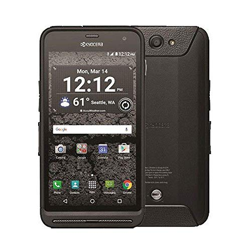 Kyocera Duraforce XD E6790 AT&T GSM Unlocked 16GB 4G LTE Android Smartphone Black (Best At&t Cell Phone)