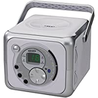 Jensen FM Stereo CD Bluetooth Boombox
