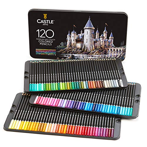 Castle Art Supplies 120