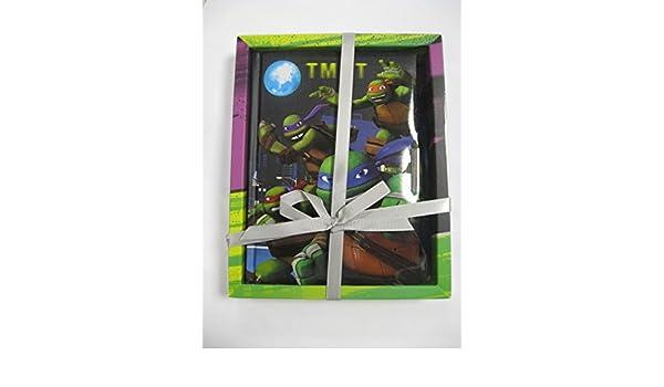 C/DIARIO Candado Tortugas NINJA TURTLES lápiz modelo 1022 ...