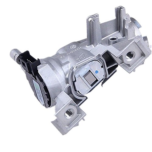 BoCID New Steering lock & Ignition Starter Switch For Jetta Golf MK5 MK6 Eos Tiguan 1K0 905 851 B ()