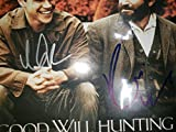 GOOD WILL HUNTING - 2x Autographed Signed 8x10 inch