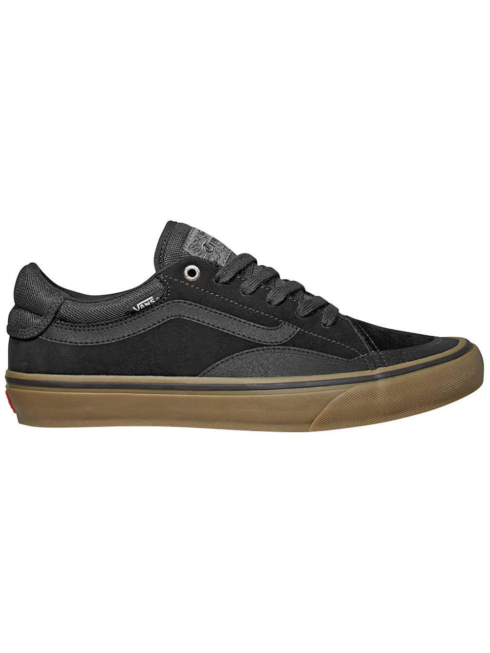 Vans TNT Advanced Pro Schwarz