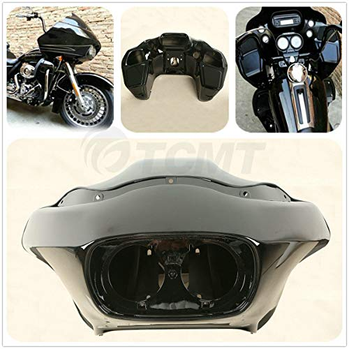2000 Abs Fairing - TCMT Painted Injection ABS Inner & Outer Fairing Fits For Harley FLTR Road Glide 1998 1999 2000 2001 2002 2003 2004 2005 2006 2007 2008 2009 2010 2011 2012 2013