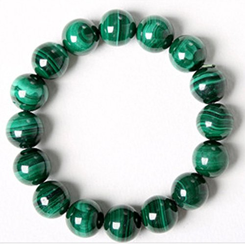 LIANTSH Natural Stone Chakra Bracelets Charm Quartz Malachite Women Fashion Jewelry Handmade DIY HOT Beads Jewelry