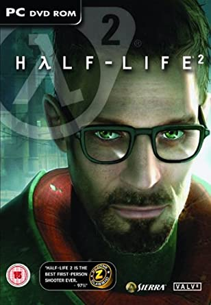 Amazon com: Half-Life 2 (DVD ROM) by Sierra UK: Video Games