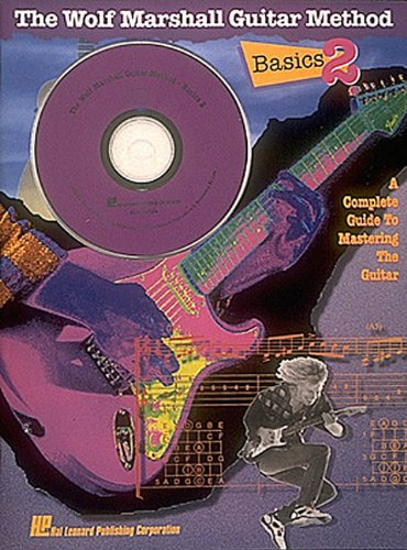 WOLF MARSHALL GUITAR METHOD BOOK 2 CD (Pkg Diamond)