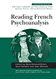 img - for Reading French Psychoanalysis (New Library of Psychoanalysis Teaching Series) book / textbook / text book
