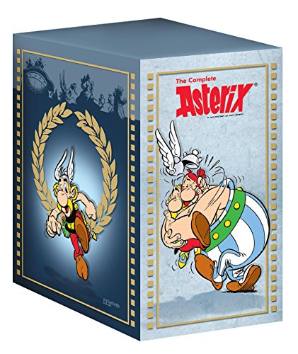 (The Complete Asterix Box Set (37 Titles))