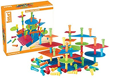 Patch Products / Smethport / Lauri Tall Stacker Building Set | Educational Toys