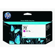 HP 72 (C9372A) Magenta OEM Genuine Inkjet/Ink Cartridge (130 ml) - Retail