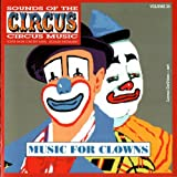 Sounds of the Circus - Vol. 25 - Music For Clowns