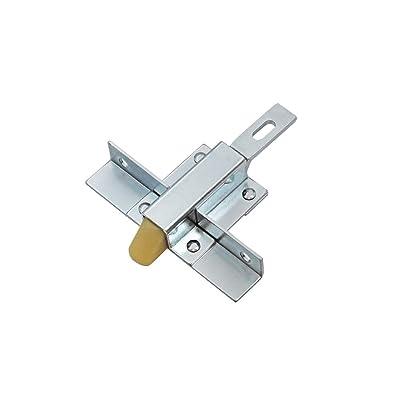 SPEP.com RV Baggage Compartment Door Latch/Crossbar Zinc Coated Steel (Fleetwood Style): Automotive