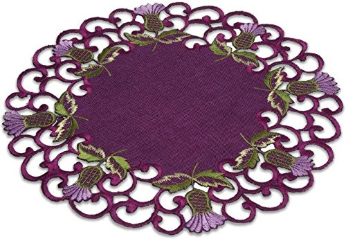 Food Scottish (Doilies (Large) 16
