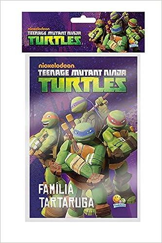 Ninja Turtles - Caixa com 8 Unidades (Em Portugues do Brasil ...