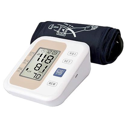 J&T Tensiómetros de Brazo Electrónico Monitor Digital de Brazo para Resultados precisos en Cualquier Lugar Alrededor