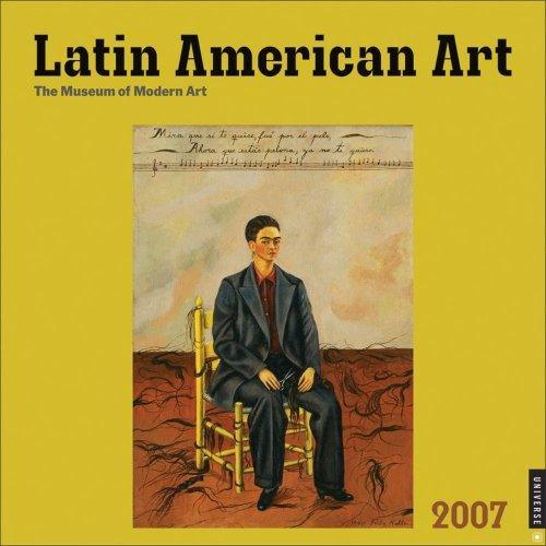 Latin American Art 2007 Wall Calendar ()