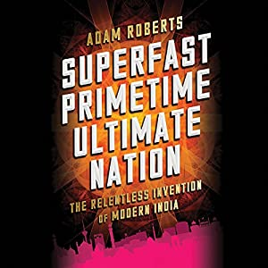 Superfast Primetime Ultimate Nation Audiobook