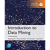 Introduction to Data Mining, Global Edition