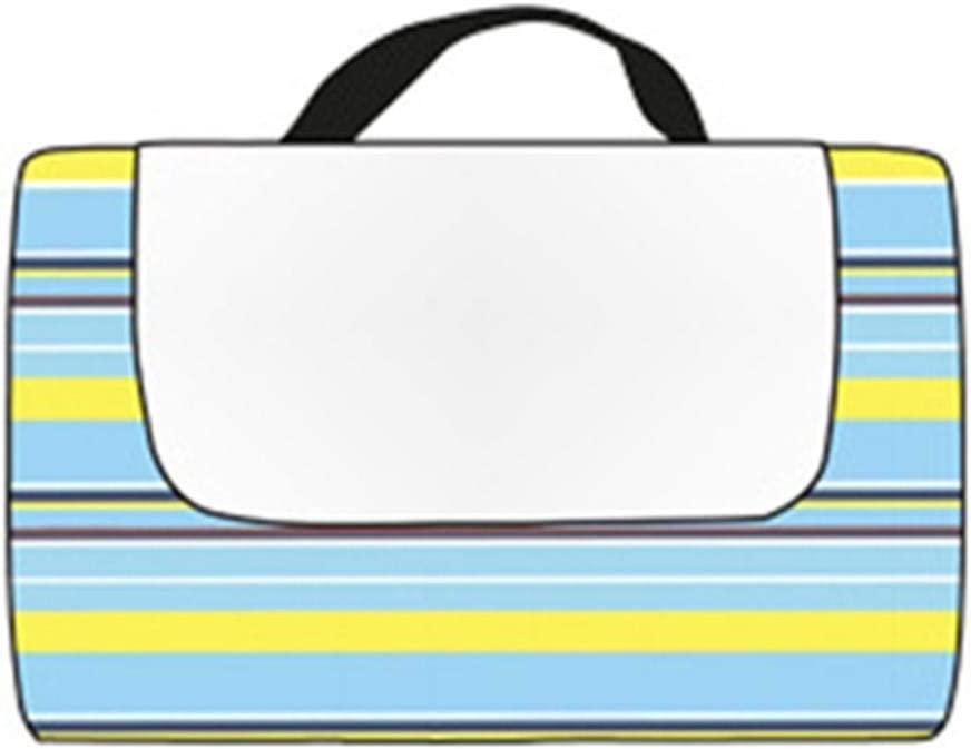 Xixou Durable Portable Folding Waterproof Print Outdoor Camping Picnic Mat Cots