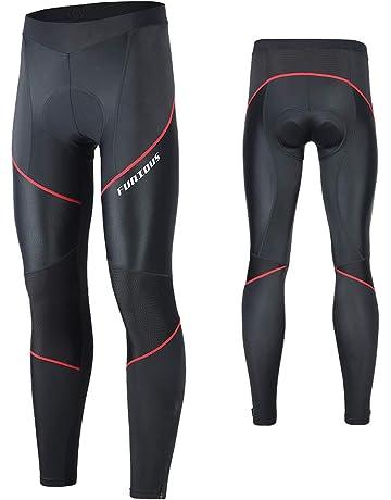 MEETWEE Cyclisme Pantalons Homme Respirant 3D Gel Silicone Long Bike Compression Leggings Cycliste Pantalon de V/élo Pantalon