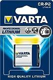 Varta Professional Litium CR-P2 6V Battery 6204