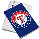 : MLB Texas Rangers Playing Cards