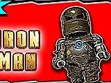 Clip: Iron Man Mark 1 Minifigure
