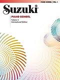 Suzuki Piano School: 4 (Suzuki Piano School, Vol 4)