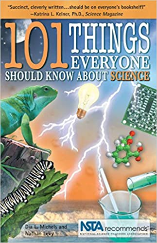Free download of book 101 Things Everyone Should Know About Science PDF PDB CHM