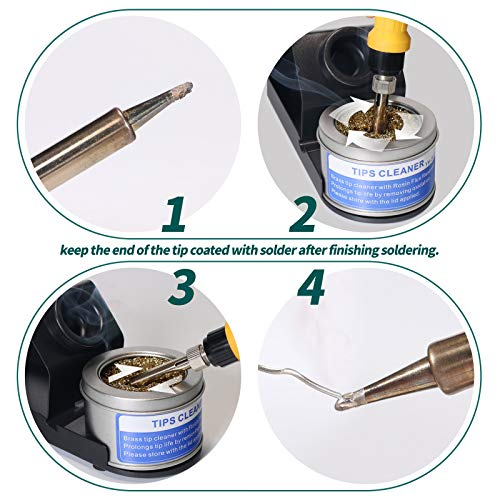 Yihua 939D Professional 75 Watt Digital Soldering Iron Station ESD SAFE °F