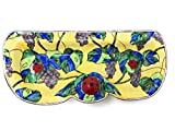 Kelvin Chen - Ladybug and Grapevine - Enameled Eyeglass Holder/Tray, 6.75 Inches Wide