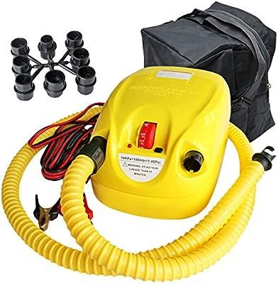 symboat airpump eléctrico de alta presión de CC 12 V para el ...