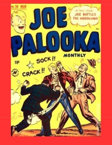 Joe Palooka Monthly Vol. 2#30: America's Favorite Boxer - In the Army! pdf epub