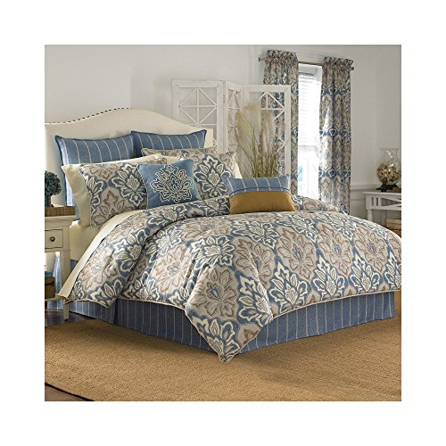 Croscill Captain's Quarters Queen Comforter Set