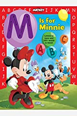 M Is for Minnie (Touch and Trace) Board book