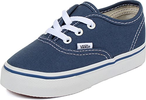 Vans - Toddler Authentic Shoes in Navy, Size: 5 M US Toddler, Color: Navy]()