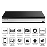 ZOSI Full 1080p HD 16 Channel Security DVR