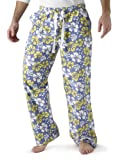 Joe Browns Men's New Laidback Lounge Pants Floral (34) Large