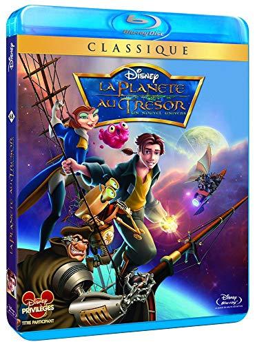La Planète au trésor, un nouvel univers Francia Blu-ray ...