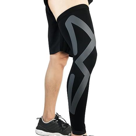 WSNH888 Sports Knee Pads Compression Protección Elástica Juegos De ...